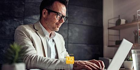 QS Virtual Connect Master's Event – Deutschland Tickets