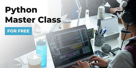 Foundations of Python Free Master Class tickets