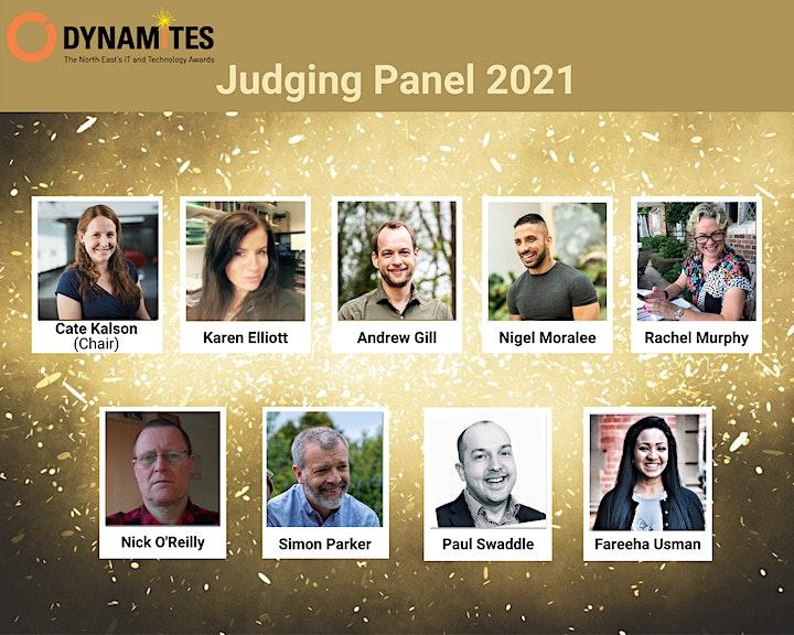 Dynamites Awards 2021 image