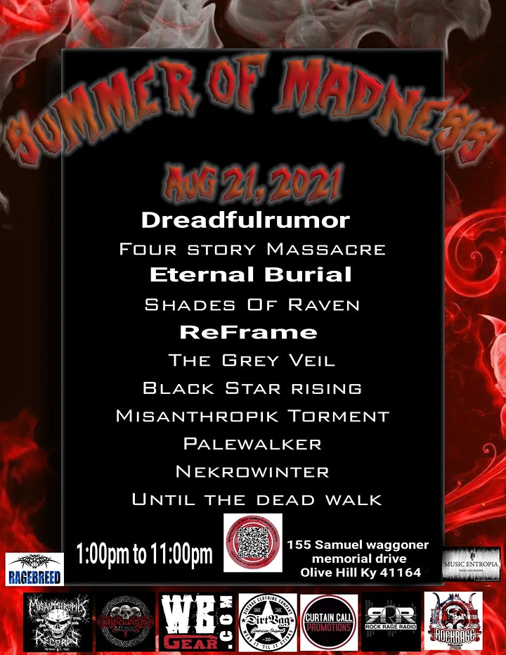 Misanthropik Records presents The Summer of Madness image