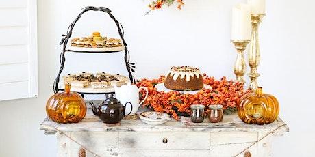 The Fall Harvest High Tea tickets