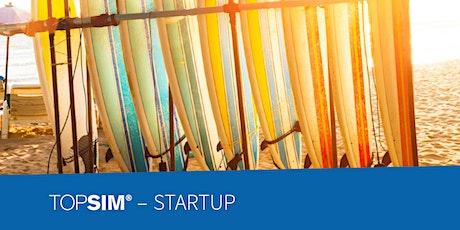TOPSIM Planspiel Start-up Tickets