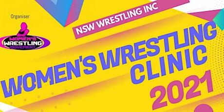 Women's Wrestling Clinic - Women's Wrestling Movement tickets