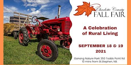 Charlotte County Fall Fair 2021 tickets