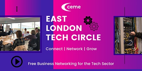 East London Tech Circle tickets