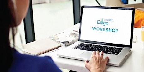 Taller Técnico de EDGE CPIC-2021 entradas