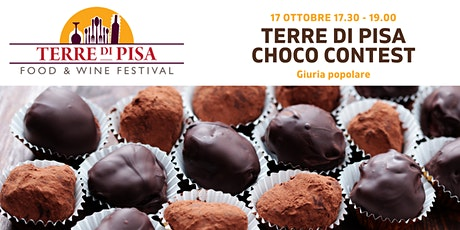 Terre di Pisa Choco Contest - Giuria popolare biglietti