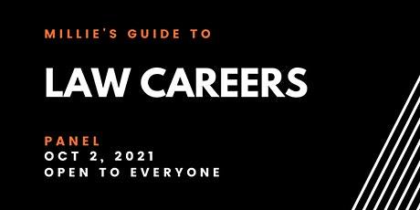 PANEL | Millie's Guide to Law Careers tickets