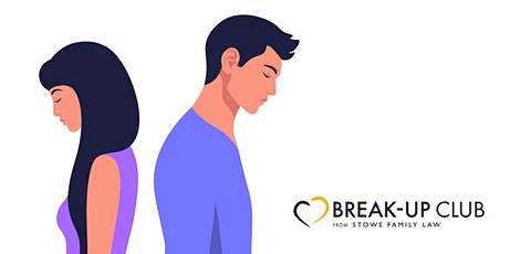 Break Up Club - How to successfully co-parent following separation tickets