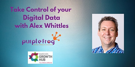 Take Control of your Digital Data tickets