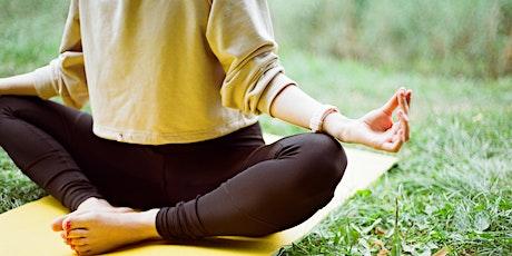 Shinrin yoku - Guided Meditation and Yoga tickets