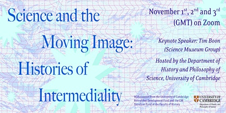 Science and the Moving Image: Histories of Intermediality tickets