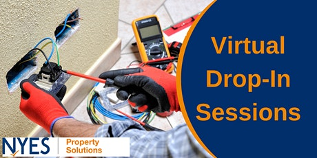 NYES Property Solutions Drop-In Sessions tickets