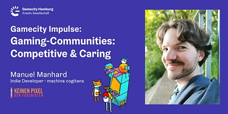 Gamecity Impulse: Gaming Communities - Competitive & Caring tickets