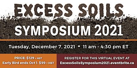 Excess Soils Symposium 2021 tickets