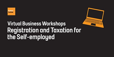 Registration and Taxation for the Self-employed tickets