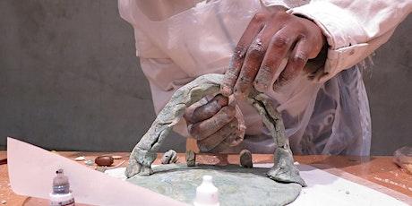 Exploring Sculpture and 3D: Creative Workshops (Online) tickets