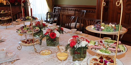 Terrace Hill 2:00 p.m. Holiday Tea tickets