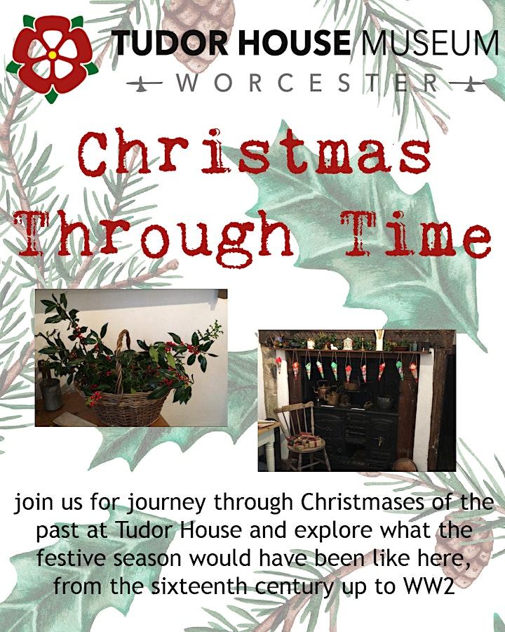 Christmas Through Time at Tudor House image