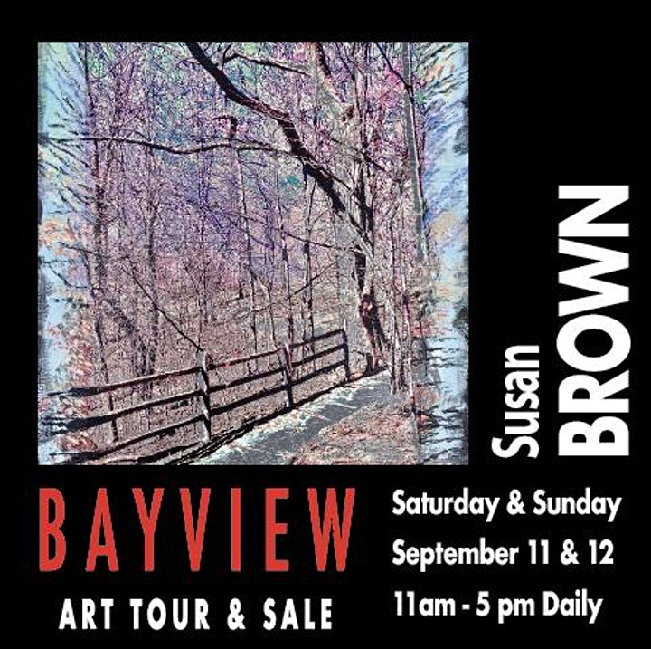 Bayview Art Tour & Sale - Outdoors-featuring Toronto artists image