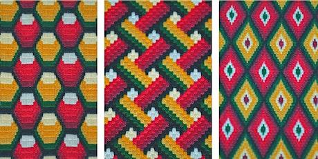 Heirloom Workshop Series: Needlework tickets