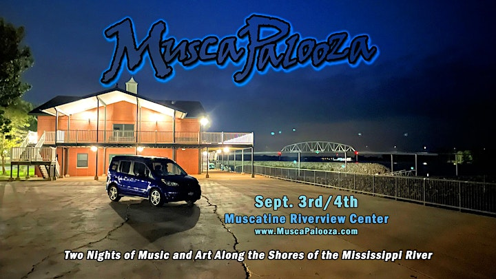 MuscaPalooza Music Festival - Sept. 3rd & 4th, 2021 image