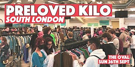 South London Preloved Vintage Kilo tickets