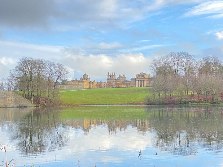 BLENHEIM PALACE TRAIL   APPROX 10.5 MILES   MODERATE image