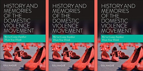 Streaming option: History and Memories of the Domestic Violence Movement tickets