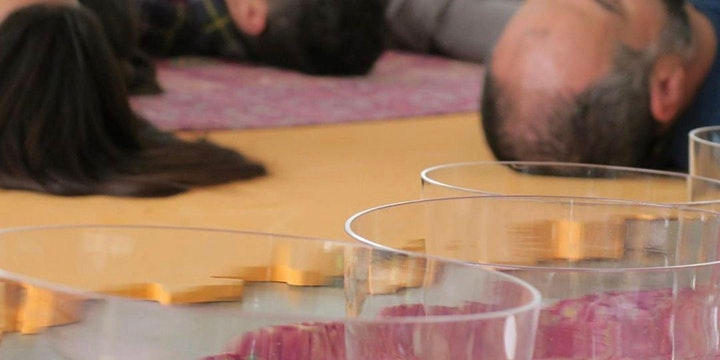 Imagem do evento MEDITAÇÃO SONORA (Terapia de Som)