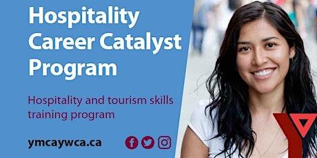 Hospitality Career Catalyst: Pre-Employment Training Program tickets