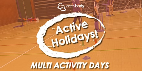Crewe Multi Activity Days 25th - 29th Oct A tickets