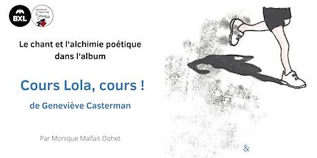 Le chant et l'alchimie poétique dans Cours, Lola, Cours ! de G. Casterman billets