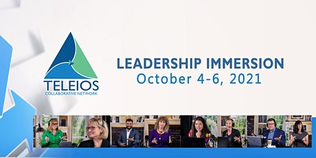 TCN Virtual Leadership Immersion - October 2021 tickets