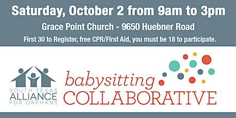 Babysitting Collaborative October 2, 2021 tickets