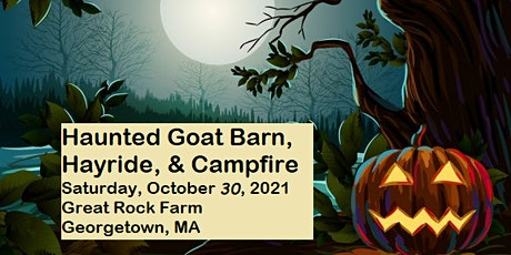 Haunted Goat Barn Extravaganza: Session 3 tickets