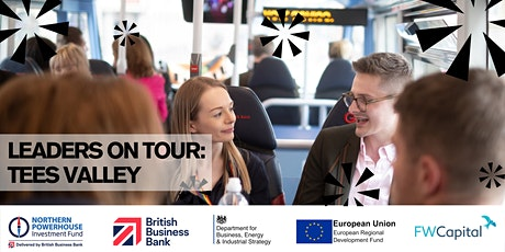 Leaders on Tour: Tees Valley tickets