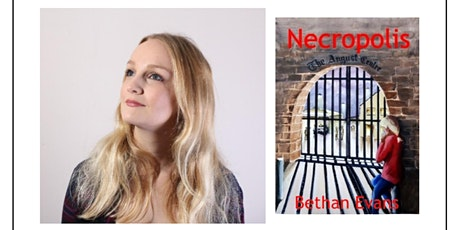 booksigning: Necropolis by Bethan Evans tickets