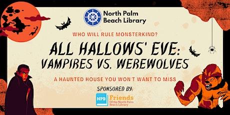 All Hallows' Eve: Vampires vs. Werewolves tickets