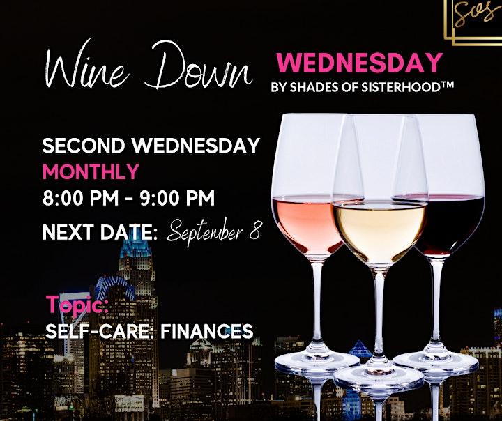 Wine Down Wednesday image