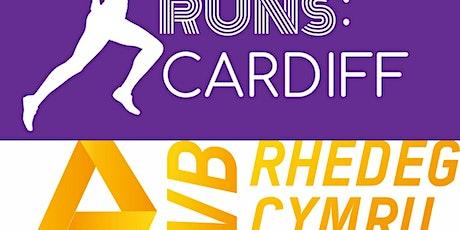 She Runs Cardiff Clwb Run Wales Social Run tickets