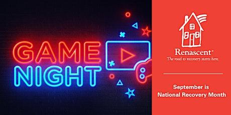 Renascent Alumni Game Night tickets