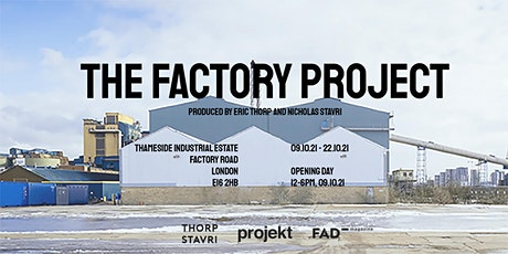 The Factory Project tickets