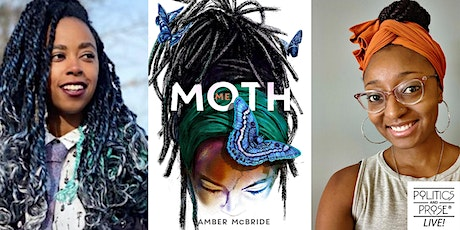 P&P Live! Amber McBride   ME (MOTH) with Ashley Woodfolk tickets
