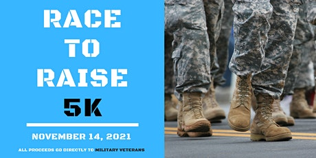 Race to Raise 5K - Fundraiser Race for Military Veterans in Carmel, IN tickets