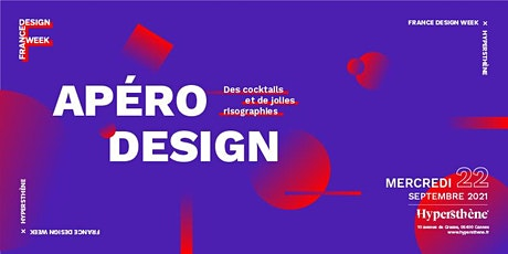 Apéro Design [Hypersthène x FDW2021] GRATUIT billets