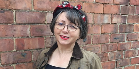 Escalating Tension - Writing Workshop with Judith O'Reilly tickets
