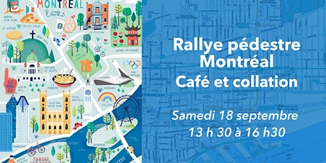 Rallye pédestre au cœur du Plateau Mont-Royal billets