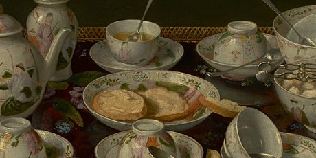 AFTERNOON TEA STUDY COURSE: Evolution of the English tea table 1660 - 2021 tickets