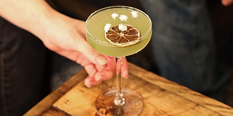 Mixology 101 - Let the fun be-GIN! Gin Cocktail Class tickets